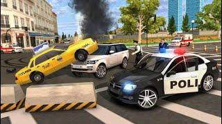 Police Car Chase - Cop Simulator | Rescue City Car Chase Android GamePlay | By Game Crazy