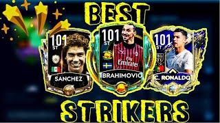 TOP 10 BEST STRIKERS IN FIFA MOBILE 20 UPDATED! FIFA MOBILE 20 CHEAP BEASTS!