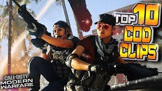 TOP 10 Call of Duty Highlights Of The Week #1 - Modern Warfare, Warzone & BO4