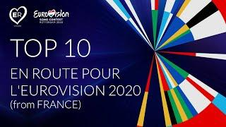 Eurovision 2020 : Grand Final - Top 10 (Facebook Group) (From FRANCE)