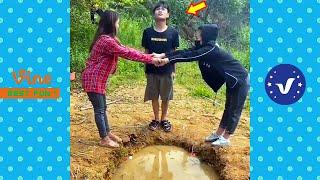 New Funny Videos 2020 ● People doing stupid things P164
