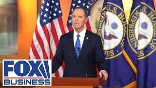 Schiff holds press conference on Impeachment Inquiry Report