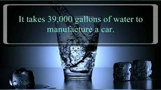 Top 10 WATER facts .... AUTHENTIC FACTS#12