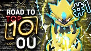 Pokemon Showdown Road to Top Ten: Pokemon Sword & Shield OU w/ PokeaimMD #1