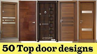 Top 50 Modern Wooden Door Designs for Home 2020 ! Main Door Design for Rooms House // Wood door