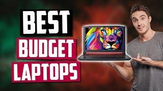 Best Budget Laptops in 2020 [Top 5 Picks For Gaming, Working & Students]