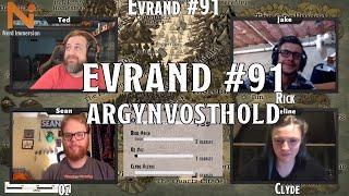 D&D 5e - Evrand #91 | Nerd Immersion Plays