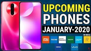 Upcoming Phones in January 2020 | Upcoming Phones | Upcoming Mobiles India 2020 | Coming Soon Phones
