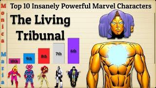Top 10 Insanely Powerful Marvel Characters