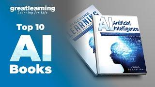 Top 10 Artificial Intelligence Books for Beginners | Great Learning