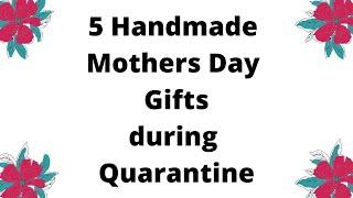 MOTHERS DAY GIFTS DURING QUARANTINE | Best Mothers Day Gift Ideas 2020