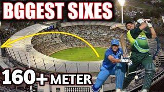 Top 10 Biggest Sixes in Cricket History || Longest Sixes till 2020