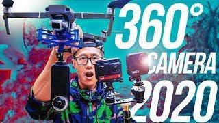 360° VIDEO: Insta360 ONE R vs ONE X vs GoPro MAX vs Qoocam 8K - BEST 360 Camera in 2020?