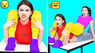 FUNNY MAGIC TRICK REVEALED FOR BACK TO SCHOOL / Best Pranks & Funny Tricks That Will Surprise You