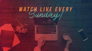 March 1, 2020 - 10:45am Sunday Service