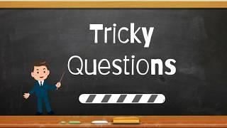 10 most popular Tricky questions /funny questions /latest quiz questions/top10 Riddles/IQ quiz 2020/