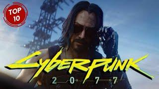 Top 10 facts about cyberpunk 2077