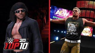10 of the BEST Superstars You Can Download in WWE 2K20!