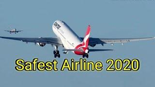 Safest Airlines in the world 2020 #top10 #most #airlines #10most Star Gazer