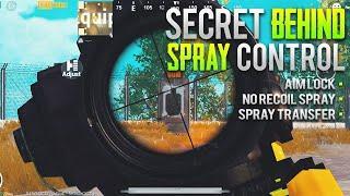 Secret Behind Spray Control EXPLAINED!! | PUBG Mobile | Mr Spike