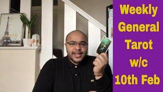 Weekly General Tarot **The BEST WEEK of the Year SO FAR!** 10th-16th February 2020! #Tarot #General