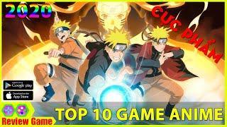 TOP 10 Game Anime Mobile Online Đồ Họa ĐỈNH Nhất Không Nên Bỏ Qua Năm 2020 || Review Game
