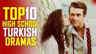 Top 10 Best High School Turkish Drama Series You Must Watch