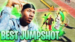 The BRAND NEW Best Jumpshot everyone has been waiting on! BEST JUMPSHOT ON NBA 2K20! BEST BUILD 2K20