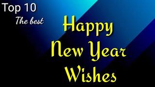 Top 10 Best New Year Wishes/Greetings In English (HAPPY NEW YEAR 2021!!)