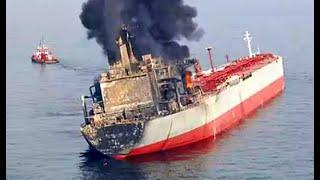 Top 10 Large Ships Crashing at Fire! Sinking Ships In Storm