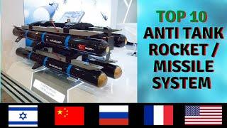 Top 10 Anti Tank Rocket / Missile System in World 2020 | Top 10 | Anti Tank | Rocket | Missile