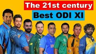 Best ODI XI of the 21st century