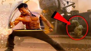 "(40 Mistakes) In Baaghi 3 - Plenty Mistakes In "" Baaghi 3 "" Full Hindi Movie - Tiger Shroff"