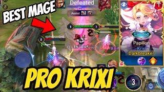 TOP 1 EU PRO KRIXI - BEST MAGE RIGHT NOW!  | AoV | 傳說對決 | RoV | Liên Quân Mobile