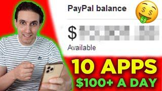 Top 10 Money Making Smartphone Apps in 2020 That Pay You Paypal Money - Make A $100+ A Day From Home