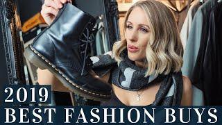10 Best FASHION Purchases from 2019 I will WEAR in 2020 my Forever Wardrobe + 2020 Fashion Trends!