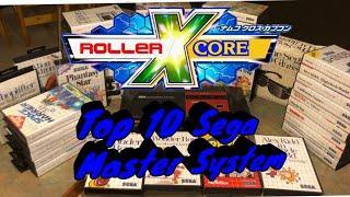 Top 10 Sega Master System games VR