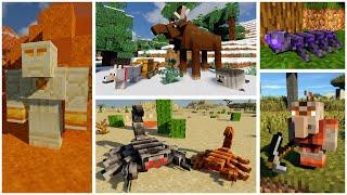 Top 10 Minecraft Mods Of The Week | Relics, Anthill Inside, Evolved RPG, Cat Jammies & More!