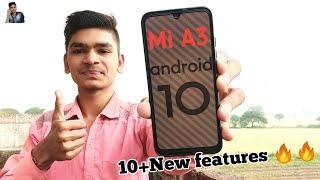 10+New Changes Android 10 features