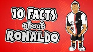 10 facts about Cristiano Ronaldo you NEED To know!
