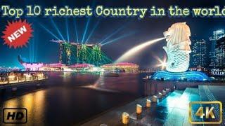 Top 10 richest Country in the world 2020 | top richest Country in the world | सबसे  ज्यादा अमीर देश