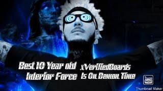 xVerifiedBoards- Best 10 Year- Old Interior Force