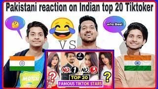 Top 10 Tiktok Handsome Boys In India 2020 | Handsome Boys on Tiktok 2020| Pakistani Reaction