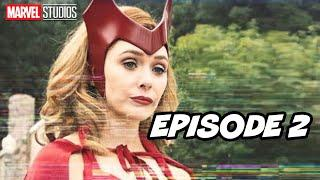 Marvel Wandavision Episode 2 - TOP 10 WTF and Avengers X-Men Movies Easter Eggs