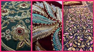 Top10! Hand Work Embroidery Designs Collection For Girls