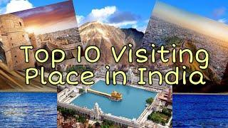 TOP 10 VISITING PLACE IN INDIA    10 BEST PLACE TO VISIT - Travel Video