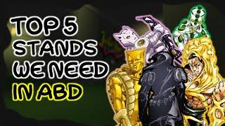TOP 5 STANDS THAT NEED TO BE ADDED INTO A BIZARRE DAY | A BIZARRE DAY