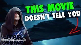 Star Wars: Rise of Skywalker   10 Things the Movie Doesn't Tell You   Star Wars Explained