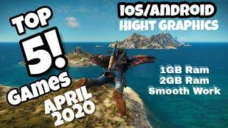 Top 5 New Android Games April 2020 | High Graphics | Offline,Online | Time Pass Games | New Games