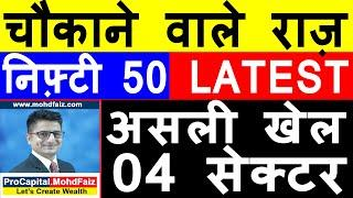 NIFTY 50 STOCKS WEIGHTAGE | NIFTY 50 STOCKS LIST | NIFTY 50 TOP SECTORS | NIFTY 50 TOP 10 STOCKS